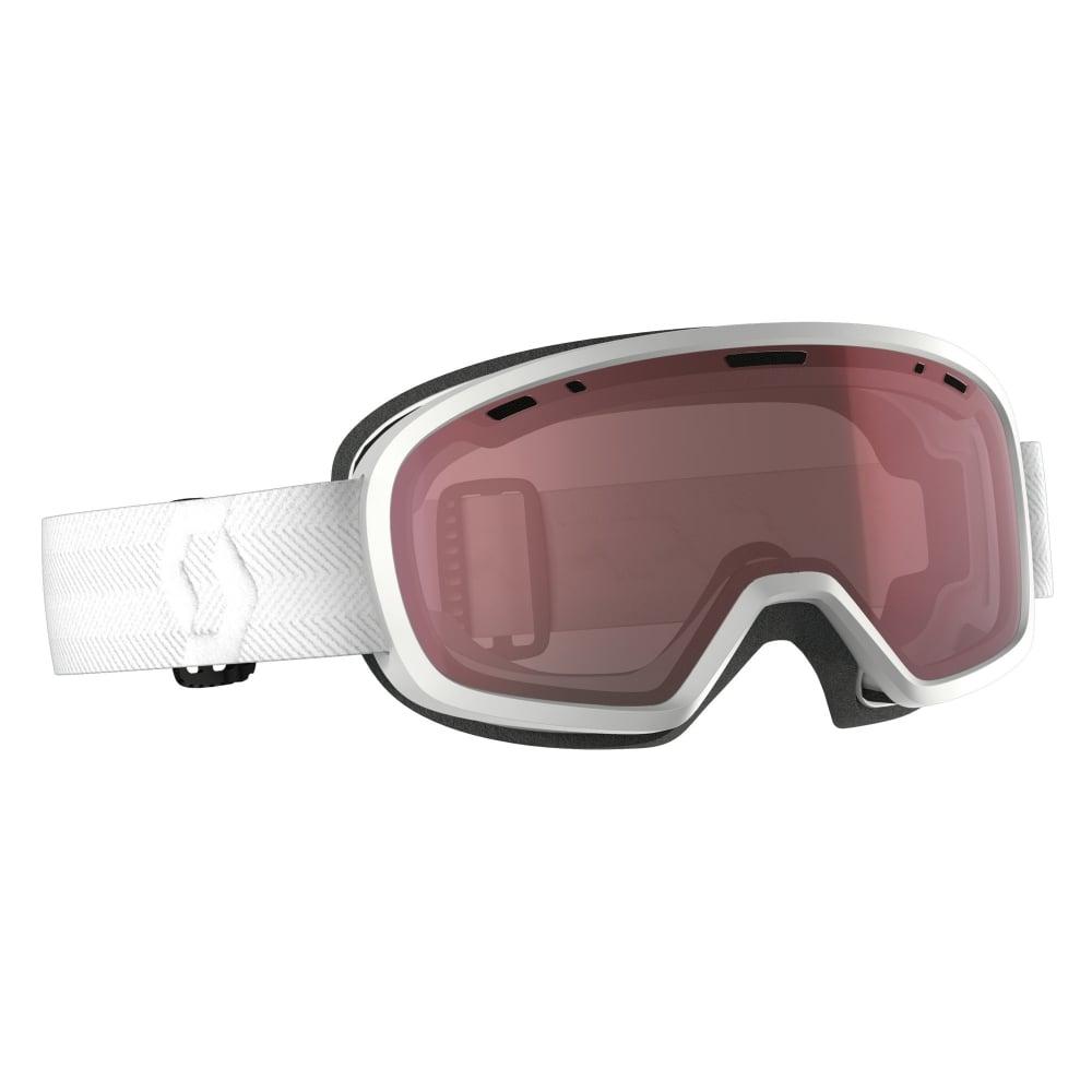 b4636b07754d Scott Buzz Pro OTG Goggles - Amplifier White - Ski Goggles from Ski ...