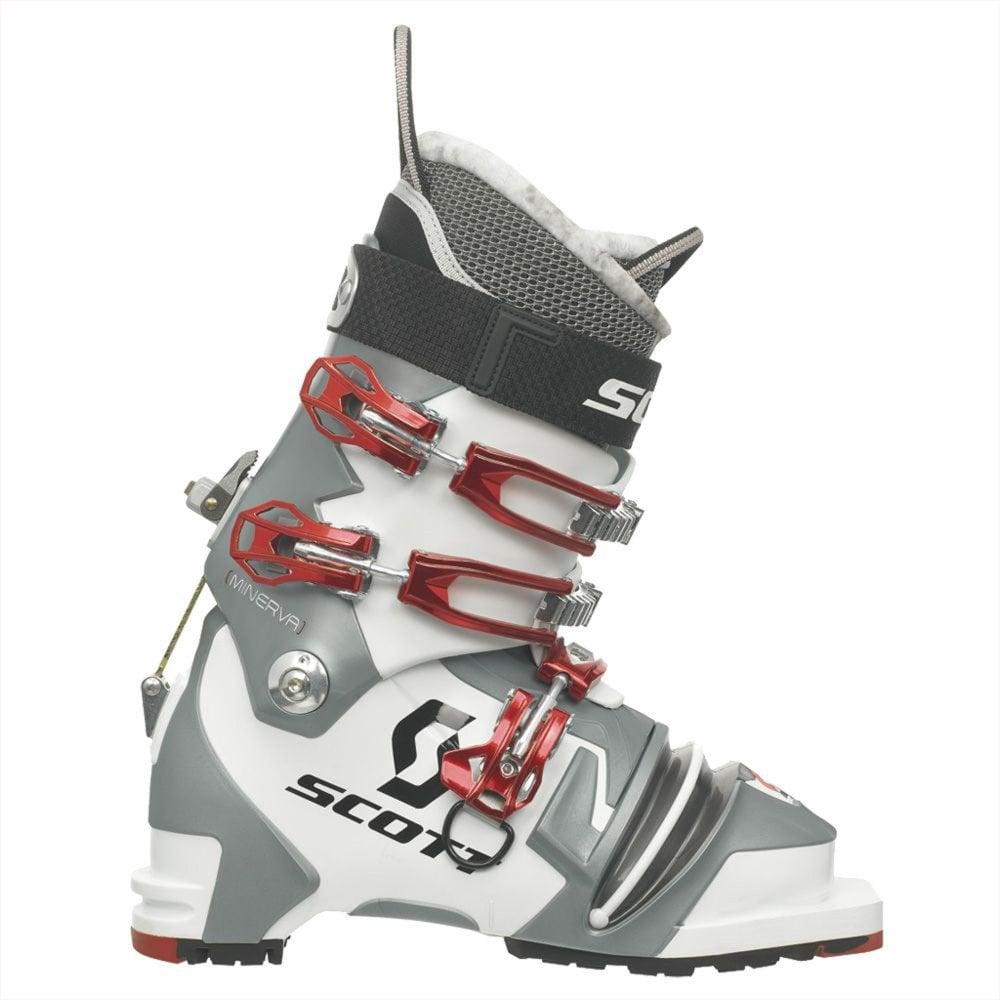 Scott Telemark Ski Boots Minerva 75mm Ski Bartlett