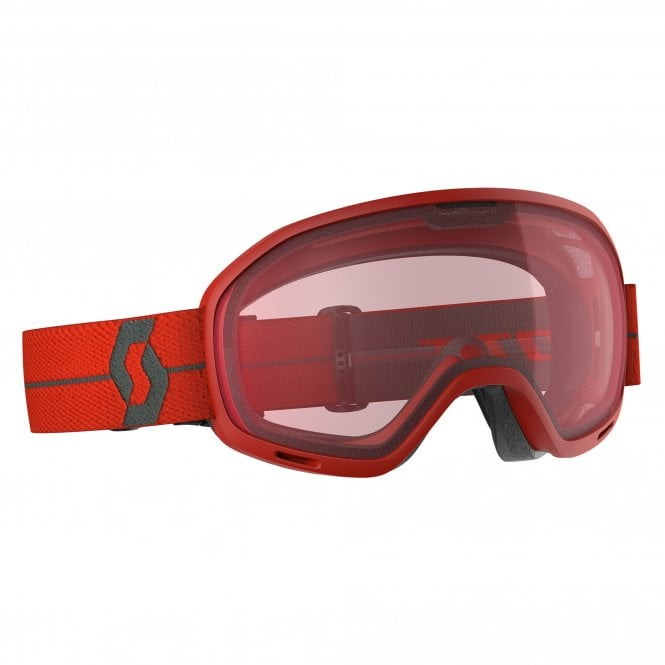 700614c516e Scott Unlimited II OTG Goggle - Red with Enhancer Lens