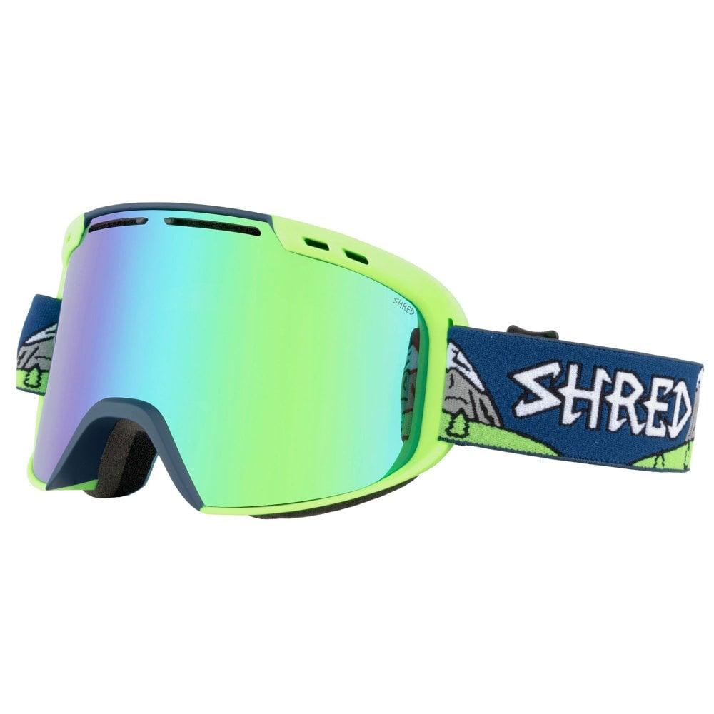 c70d8435f3e Shred Amazify Ski Goggle - Need More Snow - Ski Clothing ...
