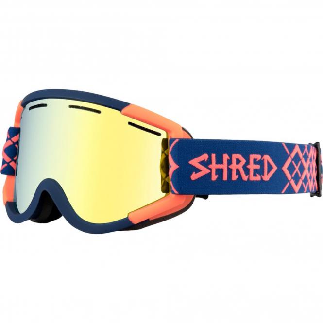 0c925a35b99a Buy Shred Nastify Goggles - Bigshow Navy Rust from www.skibartlett.com