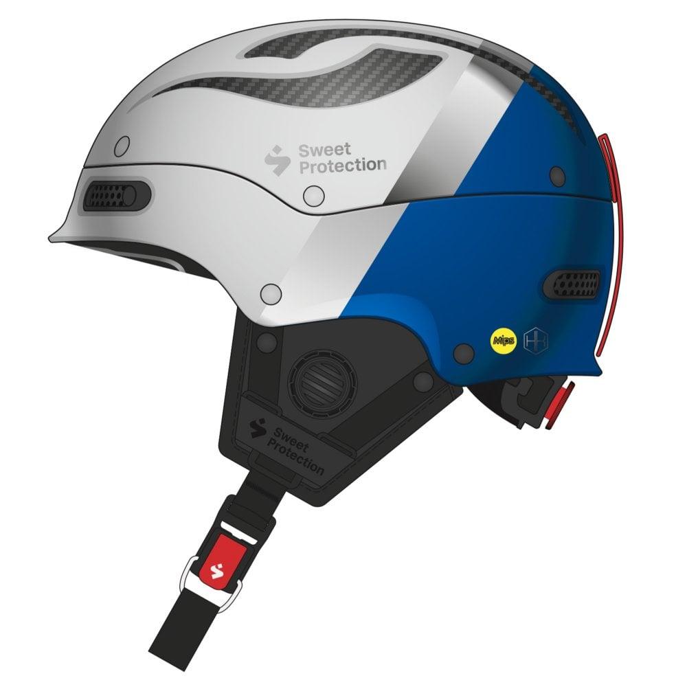 Sweet Protection Trooper II SL MIPS TE Ski Helmet - Team