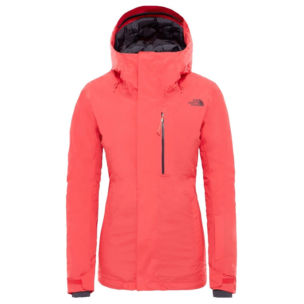1b59d8a19 The North Face The North Face Descendit Women's Ski Jacket - Teaberry Pink