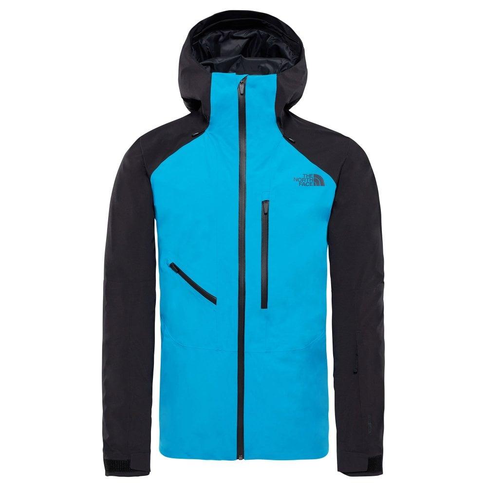 dbe8d95ff Powderflo Men's Ski Jacket - Hyper Blue/TNF Black