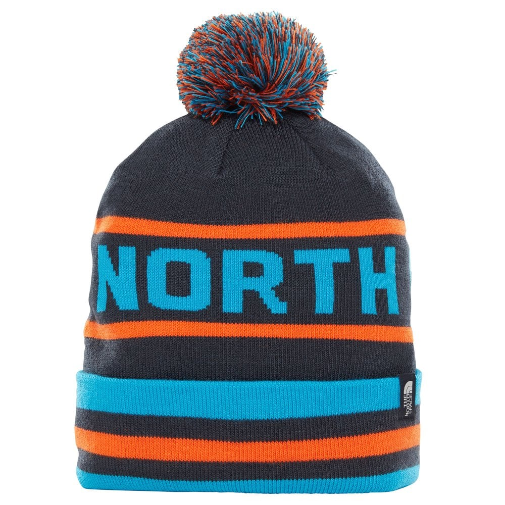 5ca47fd32 The North Face Ski Tuke V Beanie - Urban Navy - Ski Clothing ...