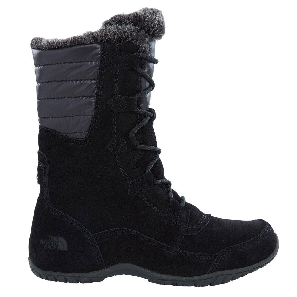 Nuptse Purna II Boots - TNF Black