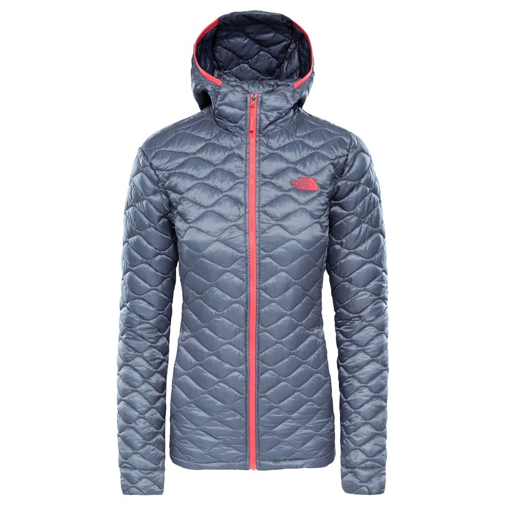 445cdd0ec Women's Thermoball Hoodie Jacket - Grisaille Grey